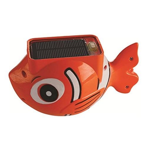 Blue Wave NA4177 Sun Fish Solar Floating Pool Light