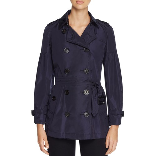 BURBERRY Middlemere Mid-Length Trench Coat