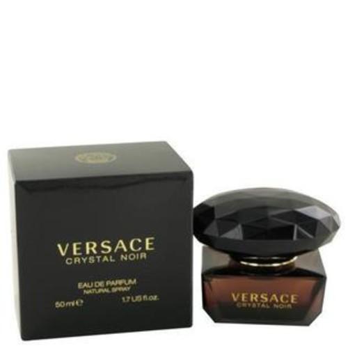 Versace Crystal Noir by Versace Eau De Parfum Spray 1.7 oz 50 ml Women