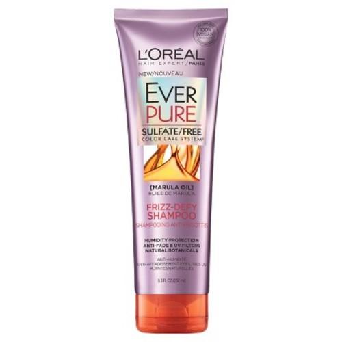 L'Oreal Paris EverPure Sulfate Free Frizz Defy Shampoo - 8.5 fl oz