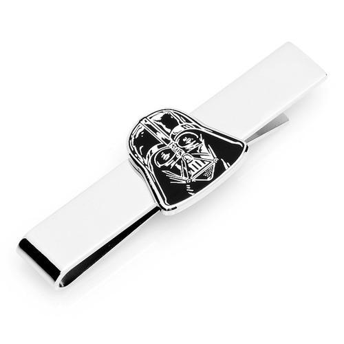 Cufflinks Inc Men's Star Wars Darth Vader Head Tie Bar