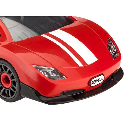 Revell Junior Race Car Model Kit - Red