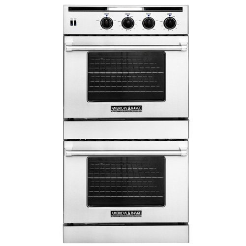 American-Range Legacy Series 30 In. Stainless Steel Gas Wall Oven - AROSSG230L