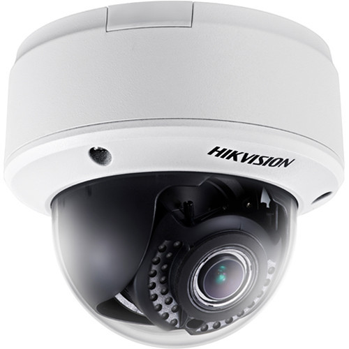 DS-2CD4132FWD-IZ 3MP HD IR Indoor Dome Network Camera with 2.8 to 12mm Motorized Lens