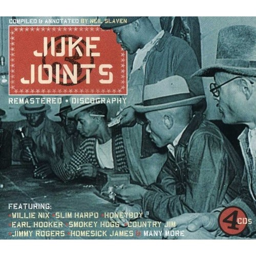 Juke Joints [CD]