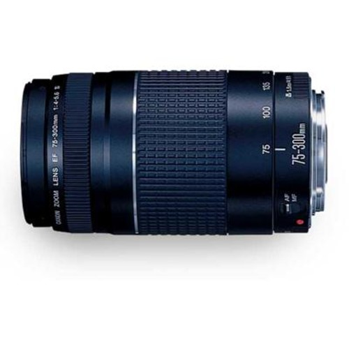 Canon EF 75-300mm f/4-5.6 III Telephoto zoom lens for Canon EOS SLR cameras