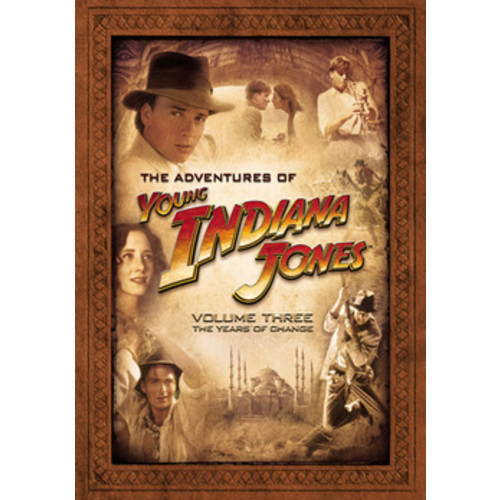 The Adventures of Young Indiana Jones: Volume 3, The Years of Change (DVD)