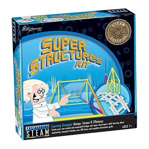 Great Explorations Engineering Structure STEAM Learning System