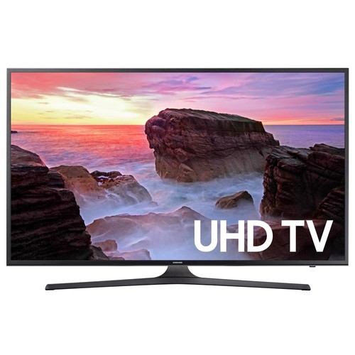Samsung MU6300 40 Class LED 2160p 60Hz Internet Enabled Smart 4K Ultra HDTV with Built-In Wi-Fi