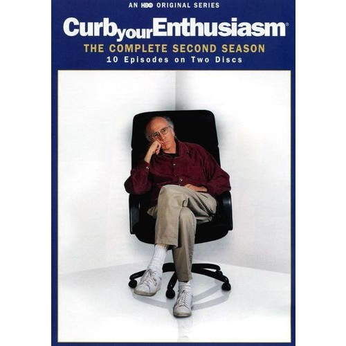 Curb Your Enthusiasm: The Complete Second Season [DVD]