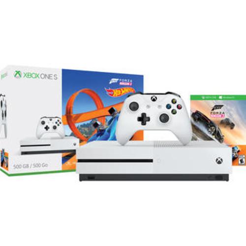 Xbox One S Forza Horizon 3 Hot Wheels Bundle
