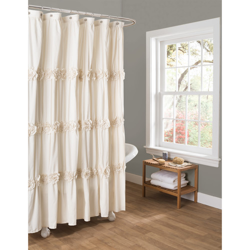 Lush Decor Darla Shower Curtain