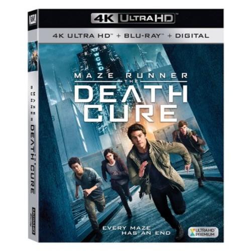 Maze Runner: Death Cure (4K/UHD + Blu-ray + Digital)
