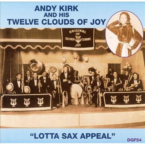 Lotta Sax Appeal CD (2003)