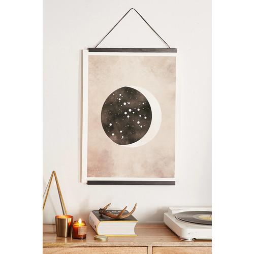 Claire Goodchild Moon & Stars Sagittarius Art Print [REGULAR]