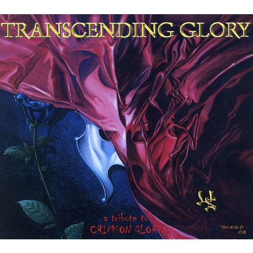Transcending Glory: A Tribute to Crimson Glory [CD]