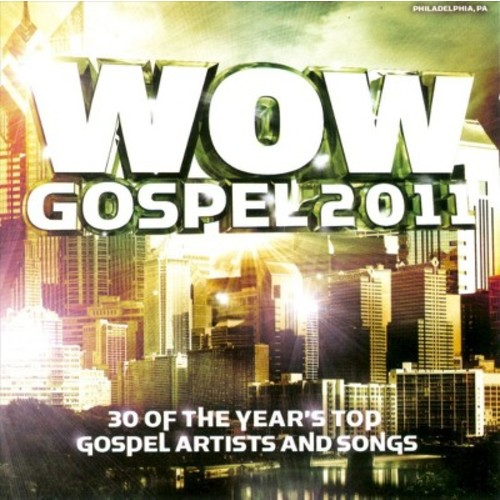 WOW Gospel 2011 [CD]