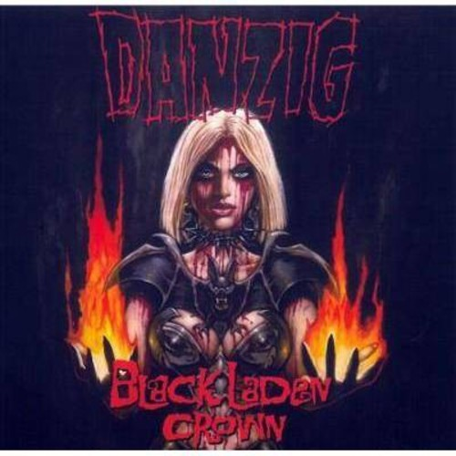 Danzig - Black Laden Crown [Audio CD]