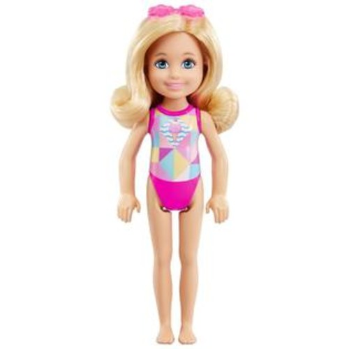 Barbie Dolphin Magic Chelsea Doll with Puppy Playset