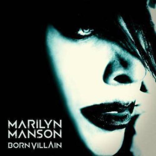 Marilyn Manson - Born Villain [Explicit Lyrics] (CD)