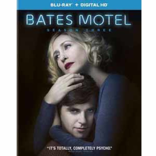 Bates Motel: Season Three [Blu-Ray] [Digital HD]