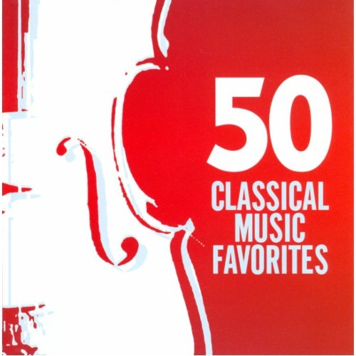 50 Classical Favorites - Various - CD