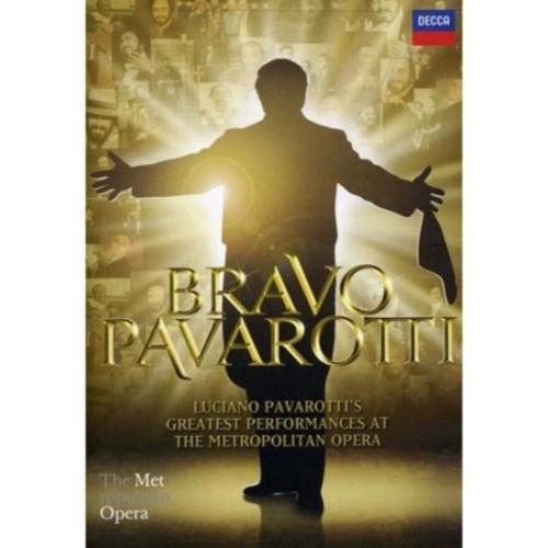 Luciano Pavarotti: Bravo Pavarotti [DVD] [Eng/Ita] [1977]