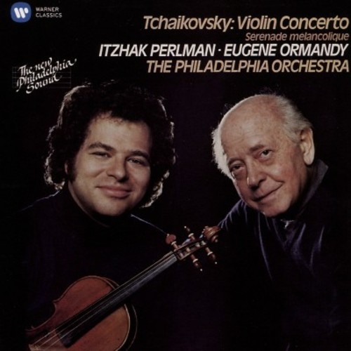 Pyotr Il'yich Tchaikovsky - Tchaikovsky: Violin Concerto Op. 35/Serenade Melancolique, Op. 26