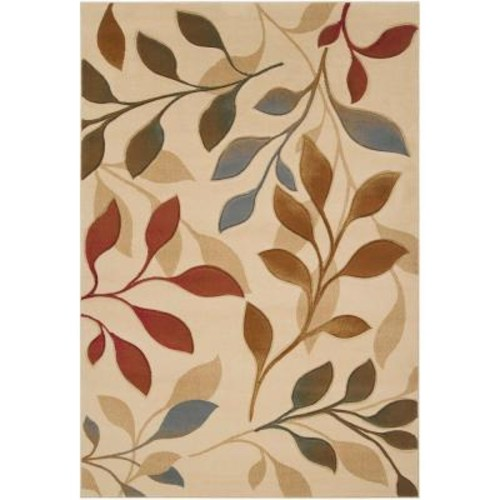Artistic Weavers Pinamar Ivory 7 ft. 10 in. x 10 ft. 3 in. Area Rug