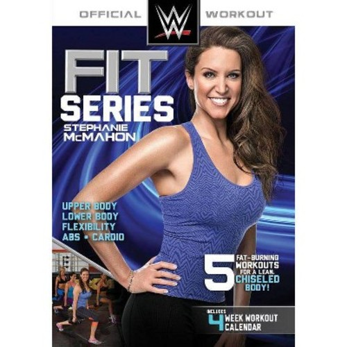 Lionsgate Home Entertainment WWE Fit Series for Women