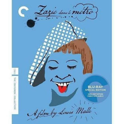 Zazie dans le Metro [Criterion Collection] [Blu-ray] [1960]