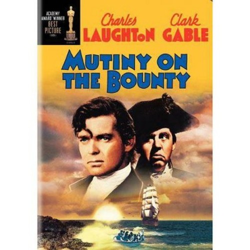 Mutiny on the bounty (DVD)