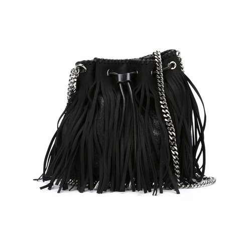 STELLA MCCARTNEY 'Falabella' Fringed Crossbody Bag