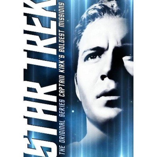 Star Trek: The Original Series - Captain Kirk's Boldest Missions