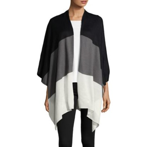 Colorblock Kimono