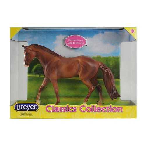 Breyer Chestnut Quarter Horse Figurine