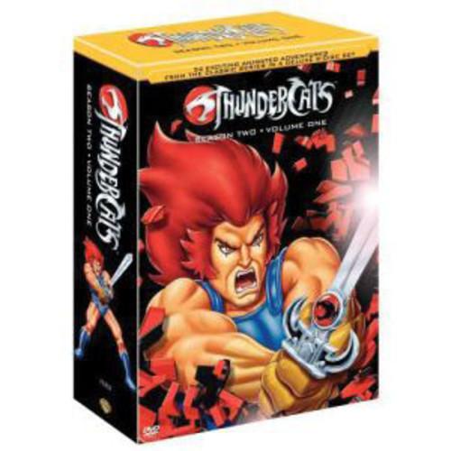 Thundercats: Season 2, Vol. 1 [6 Discs]