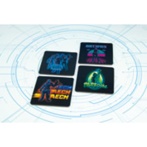 Ready Player One: 3D Coaster Set
