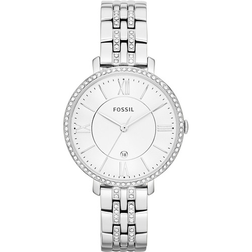 Fossil Women's Jacqueline Stainless Steel Bracelet Watch