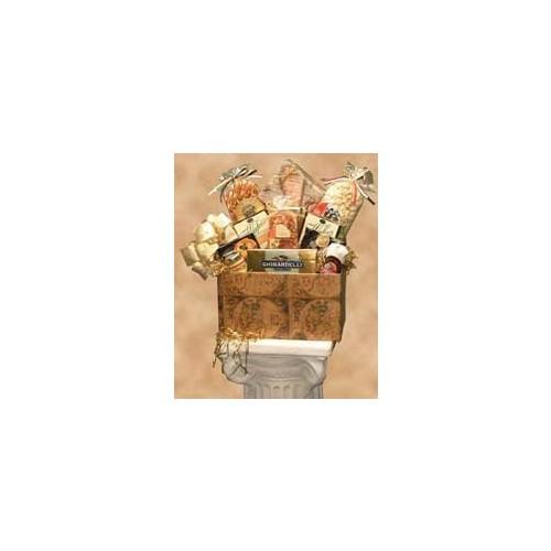 Classic Globe Gourmet Gift Box -Large