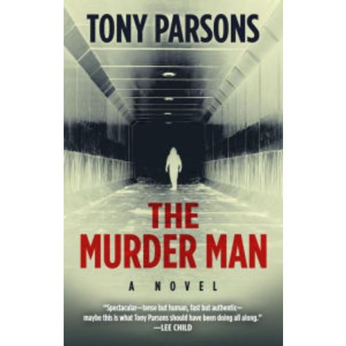 The Murder Man (Max Wolfe Series #1)