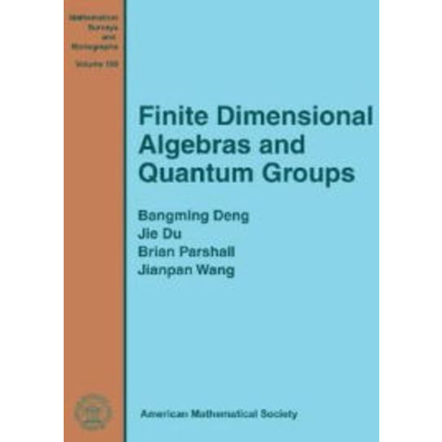 Finite Dimensional Algebras and Quantum Groups