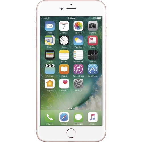 Apple - iPhone 6s Plus 32GB - Rose Gold (Verizon)
