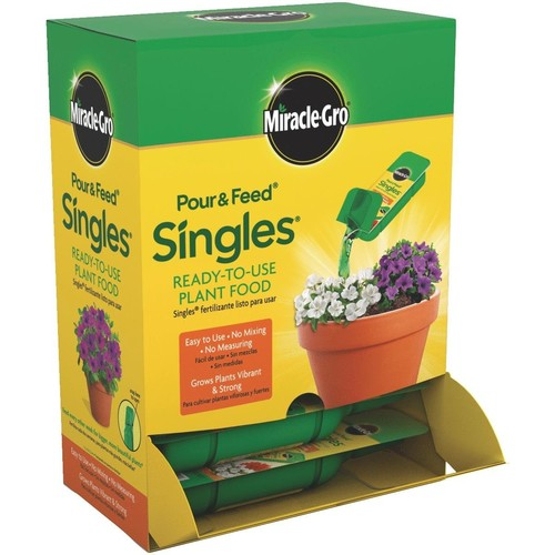 Miracle-Gro Pour & Feed Singles Liquid Plant Food - 3100010