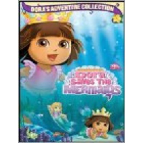 Dora the Explorer: Dora Saves the Mermaids [DVD]