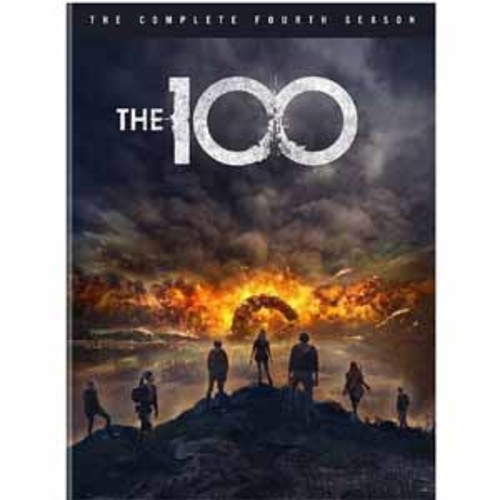 The 100: The Complete Fourth Season [DVD]