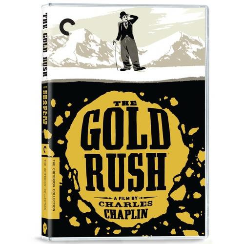 The Gold Rush [Criterion Collection] [DVD] [1925]