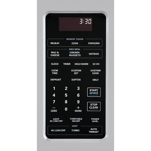 LG LMV1831ST 1.8 cu.ft. Over-the-Range Microwave Oven