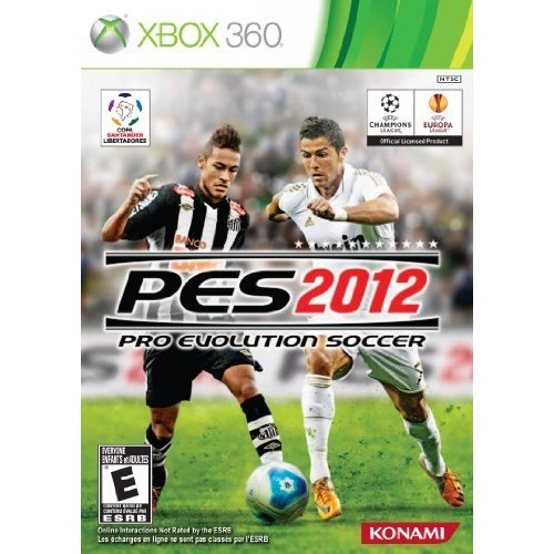 Pro Evolution Soccer 2012 Xbox 360 Game