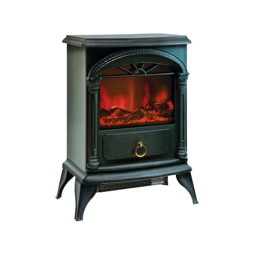 COMFORT ZONE CZFP4 21.5 Fireplace Electric Stove - HBCCZFP4